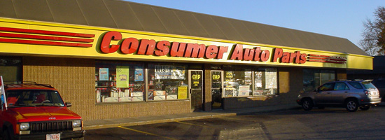 Auto Parts Store Replacement Auto Parts Store Consumer Auto Parts Plus