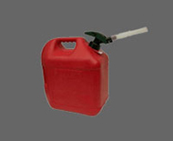 gas cans all sizes